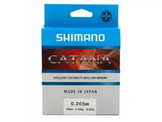 Żyłka SHIMANO Catana Spinning - 0.285 mm - 8.20 kg - 150 m