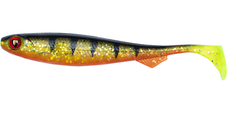 Fox Rage Slick Shad 11 cm UV Perch